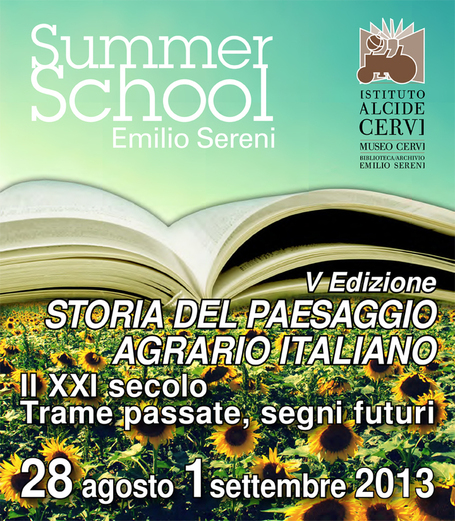 Istituto Alcide Cervi - SUMMER SCHOOL 2013 | scatol8® | Scoop.it