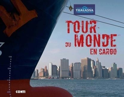 Le Tour du Monde en Cargo - Livre multimédia du reportage de Thalassa | Enseigner l'Histoire-Géographie | Scoop.it