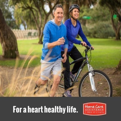 Senior Heart Disease | Home Care Assistance of Jacksonville | Scoop.it