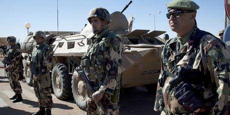 Algérie : les militaires en première ligne | L'Algérie et la France | Scoop.it