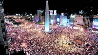 Nueva marcha contra el Gobierno convocada en las redes sociales - Clarín.com - Clarín.com | Periodismo realizado por ciudadanos | Scoop.it