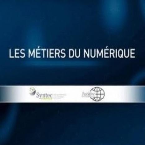 METIERS DU NUMERIQUE - YouTube   Veille Blog et Métiers   Scoop.it