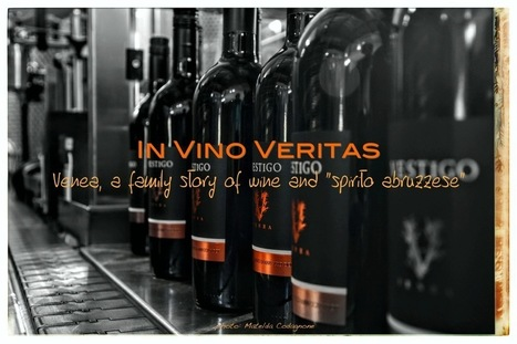 Italian Flavours :: In Vino... Venea | @FoodMeditations Time | Scoop.it