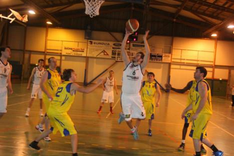 Basket - Le CA Lisieux battu, la victoire de l'espoir pour Pont-l ... - Le Pays d'Auge | Basket - Ressources pédagogiques | Scoop.it