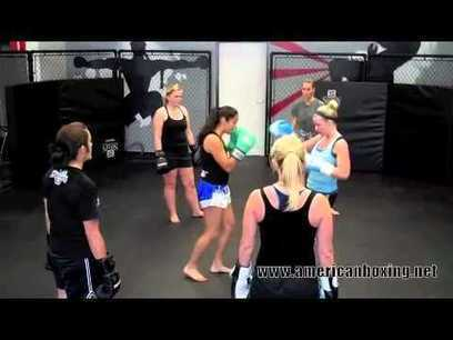 Womens Muay Thai Fitness Classes in Pacific Beach San Diego   Latest Fitness Trends   Scoop.it