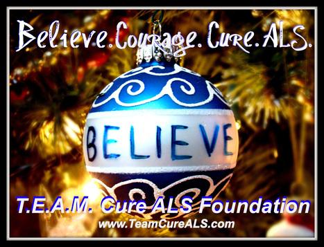 * Team Cure ALS Foundation * Believe.Courage.Cure.ALS | #ALS AWARENESS #LouGehrigsDisease #PARKINSONS | Scoop.it