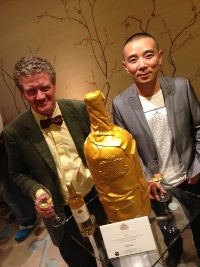 Sauternes Suduiraut: Golden Wine, Golden Sculpture, Golden Opportunity   Vitabella Wine Daily Gossip   Scoop.it