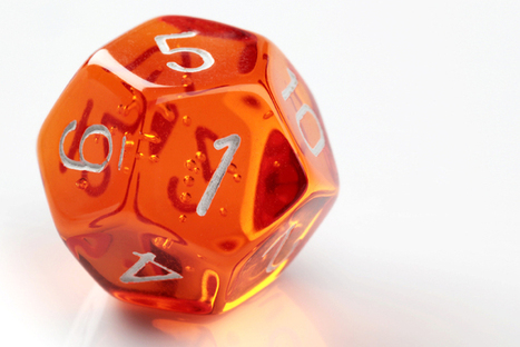 "All I needed to know about life I learned from ""Dungeons & Dragons"" 