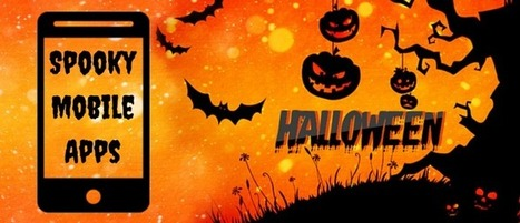 Create Your Own Spooky Halloween Apps This Year   Scooping Up Shares   Scoop.it
