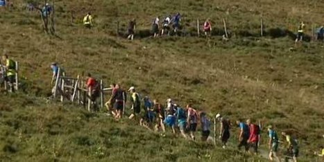 Sous le soleil, le trail du Sancy attire des centaines de coureurs - France 3 Auvergne | Le Mont-Dore | Scoop.it