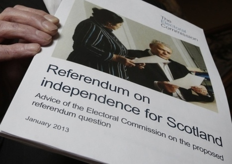 Eddie Barnes: Polls key to referendum momentum | Astronomers for independence | Scoop.it