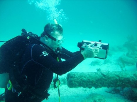 Scuba Diving Job: Scientific Research Diver | ScubaObsessed | Scoop.it