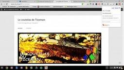 Easybibtools: l'extension chrome qui facilite la construction de votre bibliographie/sitographie | Le coutelas de Ticeman | Les outils d'HG Sempai | Scoop.it