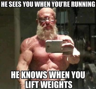 bodybuilding lifestyle's Santa | bodybuilding lifestyle | Scoop.it
