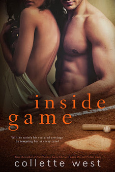 Diane's Book Blog: Inside Game by Collette West: Excerpt & Giveaway   Books   Scoop.it