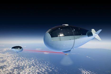 Découvrez le Stratobus, le futur dirigeable stratosphérique | Post-Sapiens, les êtres technologiques | Scoop.it