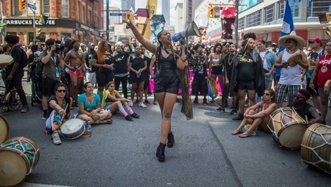 Why Pride Toronto handled Black Lives Matter badly   critical reasoning   Scoop.it