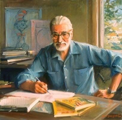 Who was Dr. Seuss?: How a rebellious frat boy reinvented children's literature ... - Washington Post (blog)   LEITURAS   Scoop.it