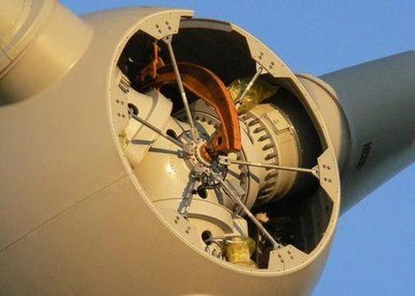 Después de los teléfonos inteligentes, las turbinas eólicas inteligentes | Infraestructura Sostenible | Scoop.it