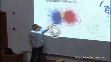 "Jure Leskovec, ""Networks, communities and the ground-truth"" 