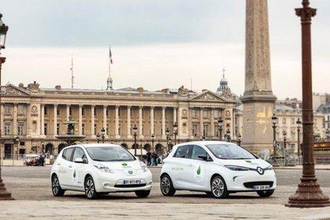 Europe : plus de 75 000 véhicules électriques immatriculés en 2015   Groupe Recharge   Scoop.it