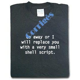 Corrigés Exercices shells Linux | Cours Informatique | Scoop.it
