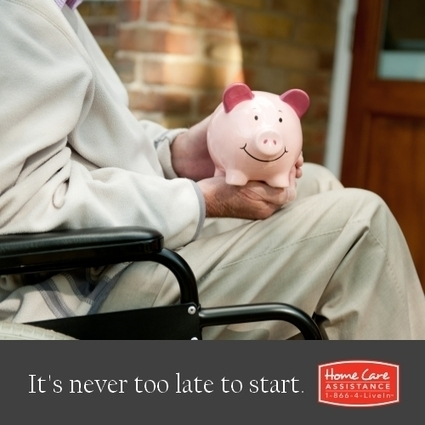 Financial Mistakes Made by the Elderly | Home Care Assistance of Bloomfield | Scoop.it