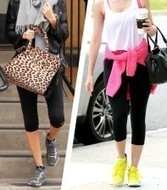 WhoWhatWear.com | Stay Stylish At The Gym In These Celebrity ... | Health and Wellness | Scoop.it