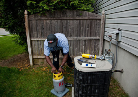 Air-Conditioner Repairs Undermine Coolant Restrictions | Sustain Our Earth | Scoop.it