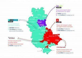 Métropole lyonnaise : le Sytral va piloter tous les transports publics du Rhône | LYFtv - Lyon | Scoop.it