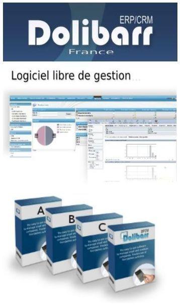 logiciel professionnel gratuit Dolibarr FR 2015 ERP/ CRM Gestion et comptabilité des entreprises PME | Logiciel Gratuit Licence Gratuite | Scoop.it