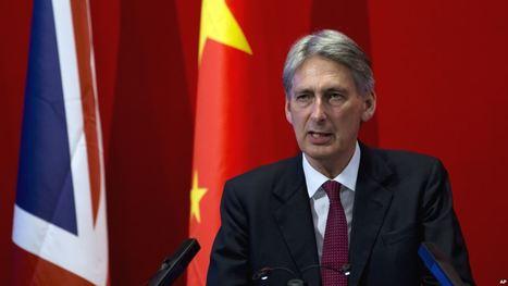 Le Royaume-Uni cherche à renforcer ses relations économiques avec la Chine après le Brexit — Chine Informations | Identités de l'Empire du Milieu | Veille géographique | Scoop.it