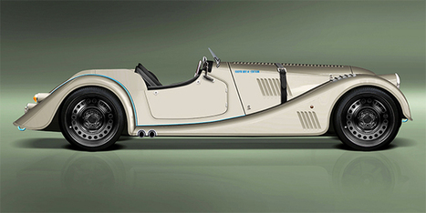 A Ravishing New $120K Roadster Straight Out of the 1940s | Autopia | WIRED | Heron | Scoop.it