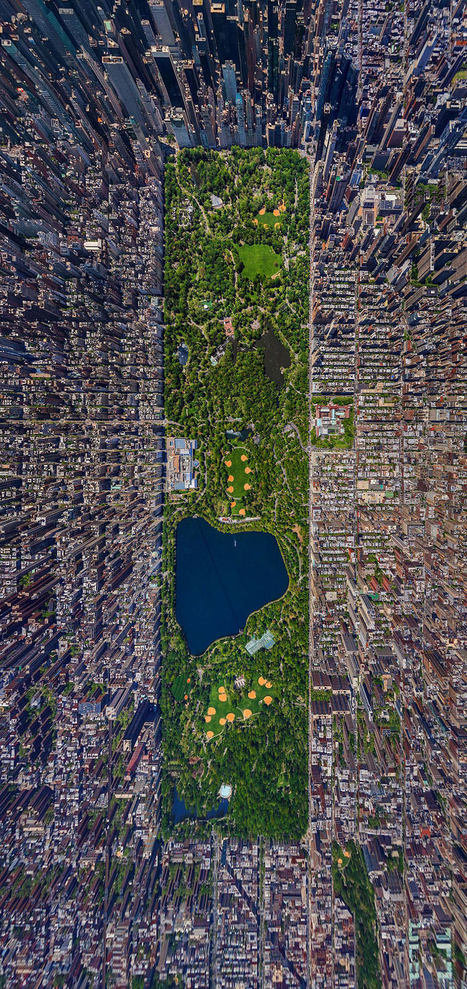 These 23 Far Away Perspectives Of Famous Places Will Change The Way You See Them Forever | Human Geography is Everything! | Scoop.it