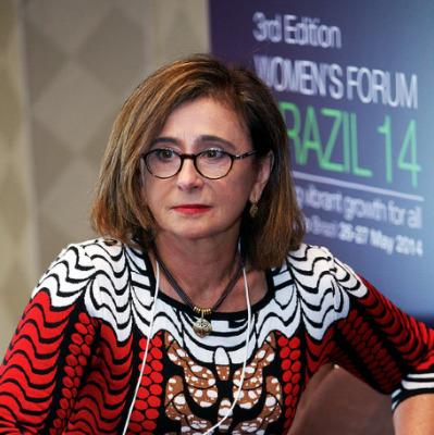 BRAZIL 2014: Interview de Claudine Bichara, présidente de la CCFB de Rio | Worldwide Women leaders | Scoop.it