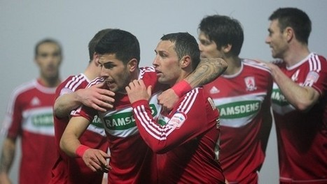 Middlesbrough look to entice season-ticket sales with free booze - Joe | Sports Facility Management. 4251653 | Scoop.it