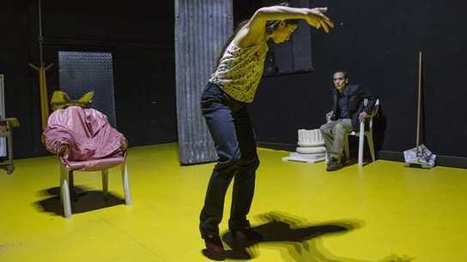 «Kairos»: la crise grecque en un noir ballet | théâtre in and off | Scoop.it