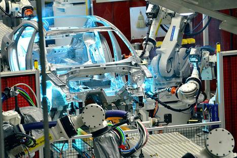 Will Robots Create Economic Utopia? | leapmind | Scoop.it
