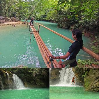 Eat. Wander. Play: Canyoning Adventure: Moalboal, Cebu | Philippine Travel | Scoop.it