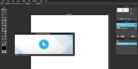 Vous n'avez pas Photoshop ? Découvrez Pixlr Editor gratuit et en ligne ! | Learning 2.0 ! | Scoop.it