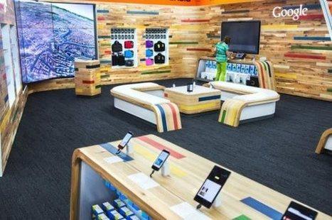 Google : première boutique physique en Allemagne, bientôt la France ? | Inside Google | Scoop.it