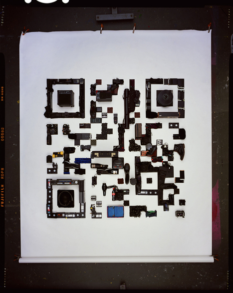 QR Riddle - David Sykes Photography News | Designer Qrcodes | Scoop.it