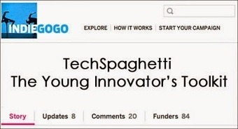 Cool Tools for 21st Century Learners: The Young Innovator's Toolkit from Tech Spaghetti | 21st Century Research and Information Fluency | Scoop.it