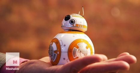 Beyond BB-8: How the Sphero is helping students with autism learn | Integrating iPad in elementary | Scoop.it