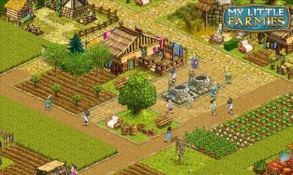My Little Farmies | MMO games | Scoop.it