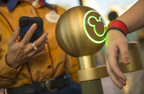 Disney World annual passholders can now get on MagicBand bandwagon - Orlando Sentinel (blog) | Disney and Identity | Scoop.it
