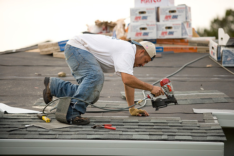 Should Your Roof be Repaired or Replaced? | Residential Spaces | Scoop.it