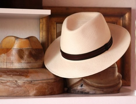 The Panama Hat | Gn'T Style Pills | Scoop.it
