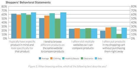 Quel comportement ecommerce des consommateurs ? - Siècle Digital | Business field news | Scoop.it