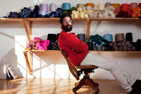 All He Touches Turns to Cashmere | fashion design news | Scoop.it